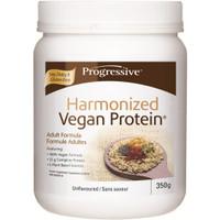 Progressive Harmonized Vegan Protein Unflavoured, 350 g | NutriFarm.ca