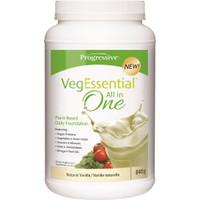 Progressive VegEssential Natural Vanilla, 840 g | NutriFarm.ca