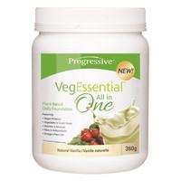 Progressive VegEssential Natural Vanilla, 360 g | NutriFarm.ca