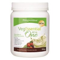 Progressive VegEssential Natural Chocolate, 360 g | NutriFarm.ca