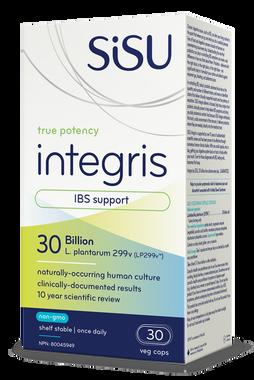 SISU Integris 30 Billion, 30 Vegetable Capsules   NutriFarm.ca