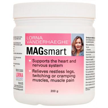 Lorna Vanderhaeghe MAGsmart, 200 g | NutriFarm.ca