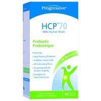 Progressive HCP70- Probiotic, 60 Capsules | NutriFarm.ca