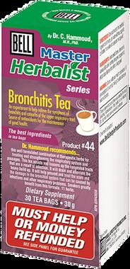 Bell Bronchitis Tea, 30 bags | NutriFarm.ca
