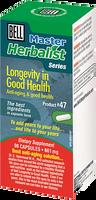 Bell Longetivity in Good Health 661 mg,  90 Capsules   NutriFarm.ca