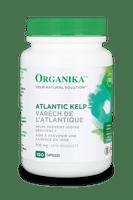 Organika Atlantic Kelp 500mg, 180 Capsules | NutriFarm.ca