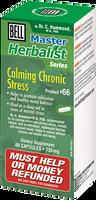 Bell Calming Chronic Stress  735 mg, 60 Capsules | NutriFarm.ca