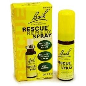 Bach Rescue Remedy Spray, 20 ml | NutriFarm.ca