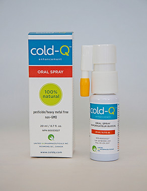 cold-Q, 20 ml | NutriFarm.ca