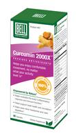 Bell Curcumin 2000X, 90 Capsules | NutriFarm.ca