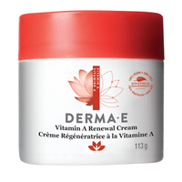 derma e Refining Vitamin Renewal Cream, 113 g | NutriFarm.ca