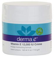 derma e Vitamin E Creme, 113 g