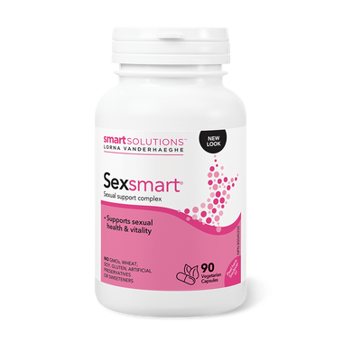 Lorna Vanderhaeghe Sex Smart, 90 Veg Capsules | NutriFarm.ca