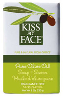 Kiss My Face Olive Oil Soap, 230 g