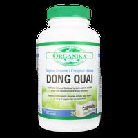 Organika Dong Quai, 200 Capsules | NutriFarm.ca