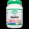 Organika Formula Candida 500mg, 90 Capsules | NutriFarm.ca