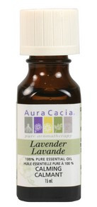 Aura Cacia Lavender Oil, 15 ml | NutriFarm.ca