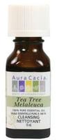 Aura Cacia Tea Tree Oil, 15 ml | NutriFarm.ca