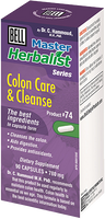 Bell Colon Care & Cleanse 780 mg, 90 Capsules | NutriFarm.ca