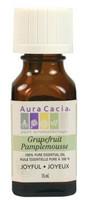 Aura Cacia Grapefruit Oil, 15 ml