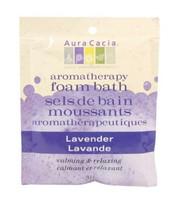Aura Cacia Lavender Foam Bath, 70.9 g