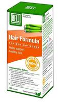 Bell Natural Hair Formula 625 mg, 120 Capsules | NutriFarm.ca