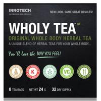 Dr. Miller's Wholy Tea, 28 g (8 bags) | NutriFarm.ca