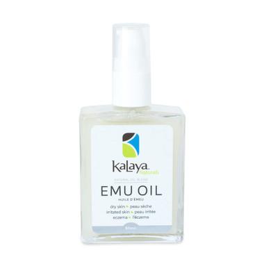 Kalaya Emu Oil, 60 ml | NutriFarm.ca