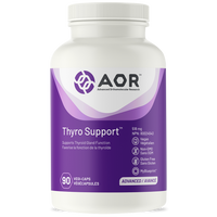 AOR Thyro Support, 90 Vegetable Capsules | NutriFarm.ca