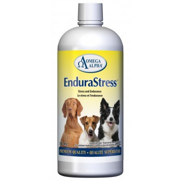 Omega Alpha EnduraStress (Formerly Agility Pro), 500 ml   NutriFarm.ca