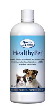 Omega Alpha HealthyPet, 500 ml | NutriFarm.ca