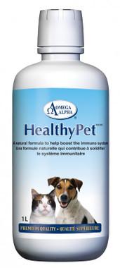 Omega Alpha HealthyPet, 1L | NutriFarm.ca