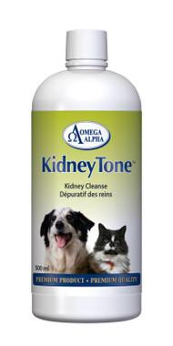 Omega Alpha KidneyTone, 500 ml | NutriFarm.ca