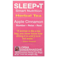 Lorna Vanderhaeghe SLEEP-T Herbal Tea, 20 Tea Bags