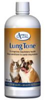 Omega Alpha LungTone, 500 ml | NutriFarm.ca