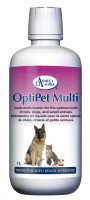 Omega Alpha OptiPet Multi, 1 L | NutriFarm.ca