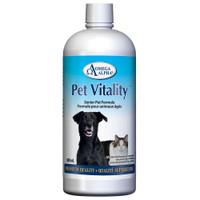 Omega Alpha Pet Vitality, 500 ml | NutriFarm.ca