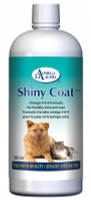 Omega Alpha Shiny Coat, 500 ml | NutriFarm.ca