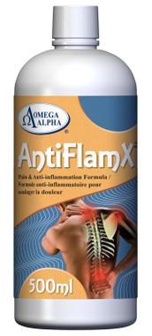 Omega Alpha AntiFlam, 500 ml   Nutrifarm.ca