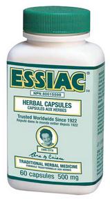 Essiac Herbal Capsules, 60 Vegi Capsules | NutriFarm.ca