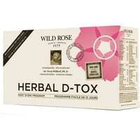 Wild Rose Herbal D-tox, 1 Kit | NutriFarm.ca