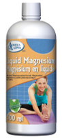 Omega Alpha Liquid Magnesium, 500 ml | NutriFarm.ca