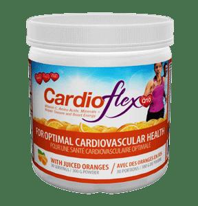 Innotech Cardio Flex Q10 Orange, 300g | NutriFarm.ca