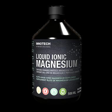 Innotech Liquid Ionic Magnesium, 500 ml | NutriFarm.ca