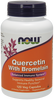 NOW Quercetin with Bromelain, 120 Vegetable Capsules | NutriFarm.ca