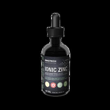 Innotech Liquid Ionic Zinc, 60 ml | NutriFarm.ca