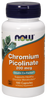 NOW Chromium Picolinate 200 mcg, 100 Capsules   NutriFarm.ca