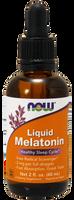 NOW Liquid Melatonin 3 mg, 60 ml | NutriFarm.ca