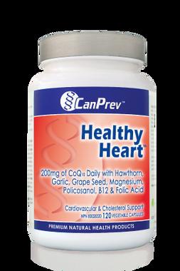 CanPrev Healthy Heart 200 mg, 120 Vegetable Capsules | NutriFarm.ca