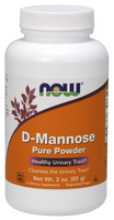 NOW D-Mannose Powder, 85 g | NutriFarm.ca